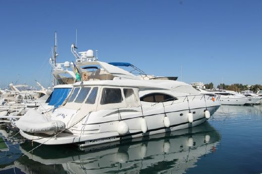 2001 Sunseeker Manhattan 74