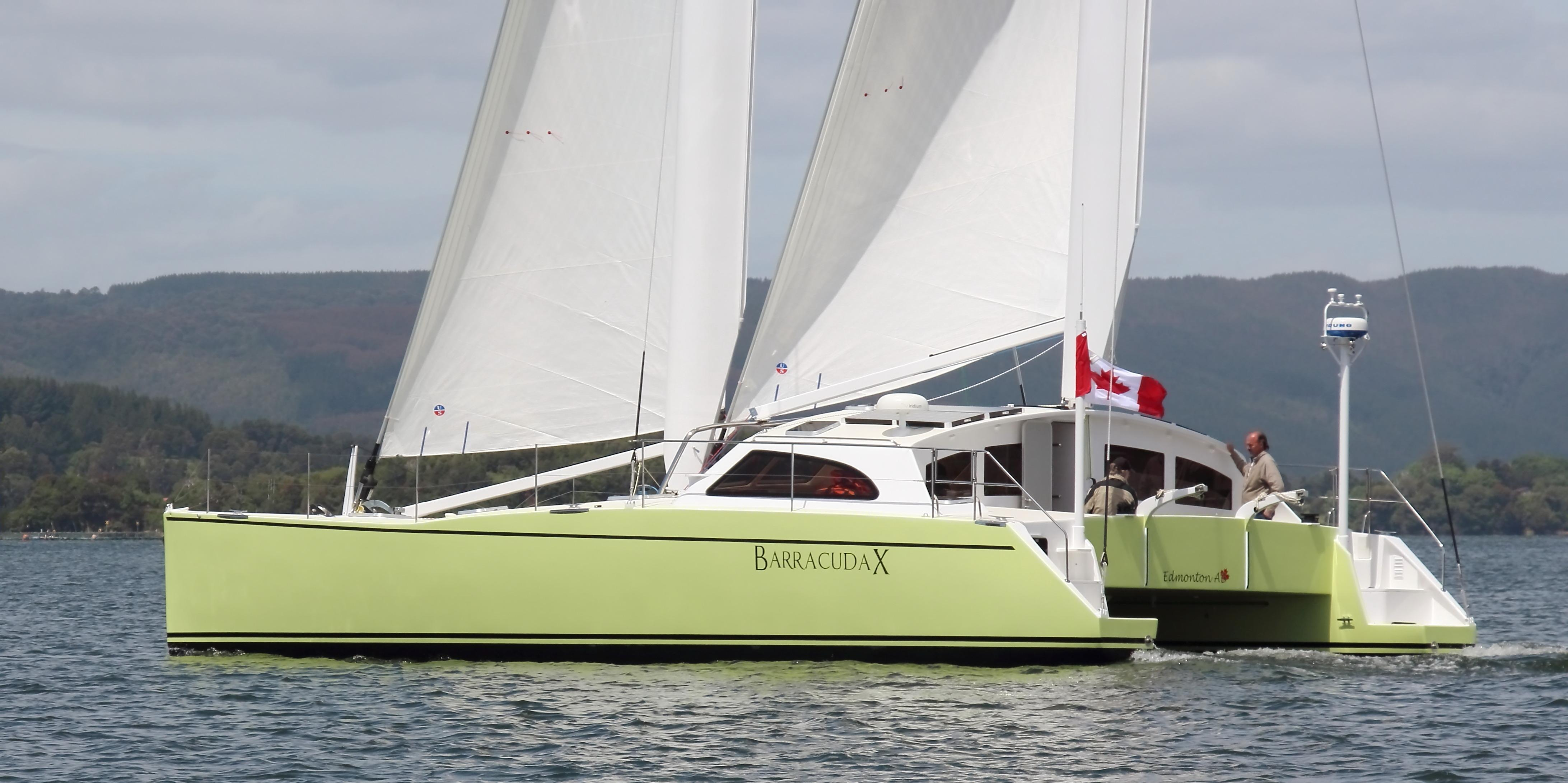 Image result for chris white catamaran