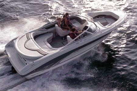 1998 Sea Ray 230 Bow Rider Select