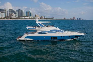 2012 Azimut 64 Flybridge MY