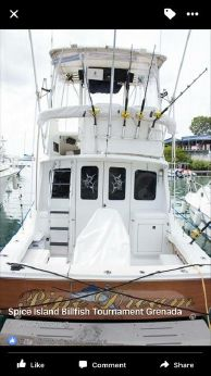 1995 Luhrs Convertible