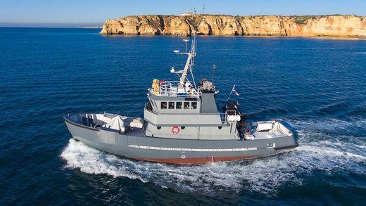 1994 Custom Rescue vessel