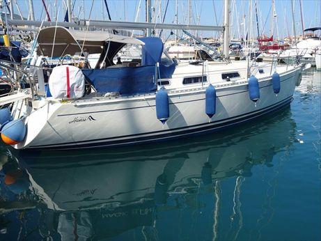 2003 Hanse 341