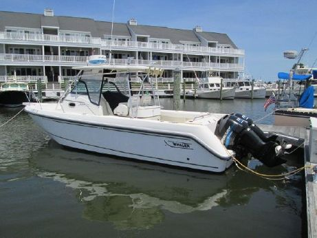 2003 Boston Whaler 290 Outrage