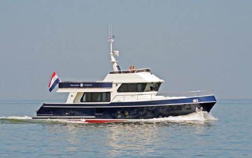 2017 Privateer Trawler 54