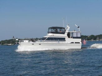 1988 Nova Marine 44 Motoryacht