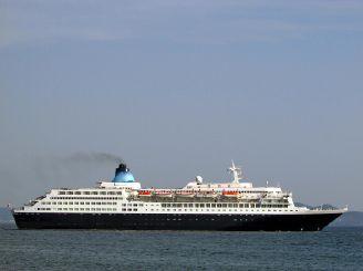 1981 Cruise Ship 752 Passengers