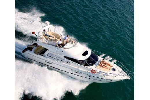 2010 Cranchi Atlantique 50