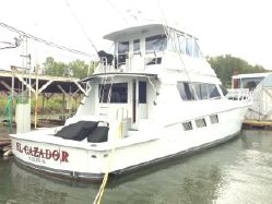 photo of  65' Hatteras 65 Convertible