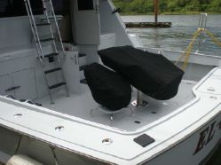 photo of  Hatteras 65 Convertible