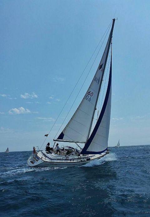 1998 bavaria ocean 38 cc