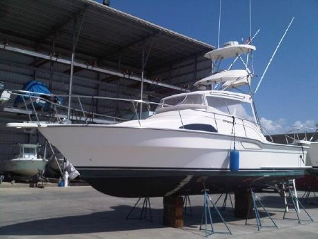 2001 Custom Express W Tower Sport Fisher