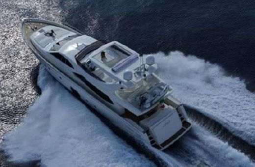2007 Ferretti 780