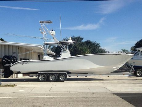 2006 Yellowfin 36 Open with tower 2006 2015