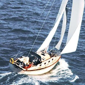 1995 Island Packet 37 Cutter
