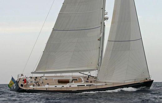 2004 Southern Wind Ship Yard RP/NAUTA 78