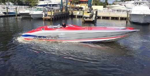 2005 Nor-Tech 3600 Supercat