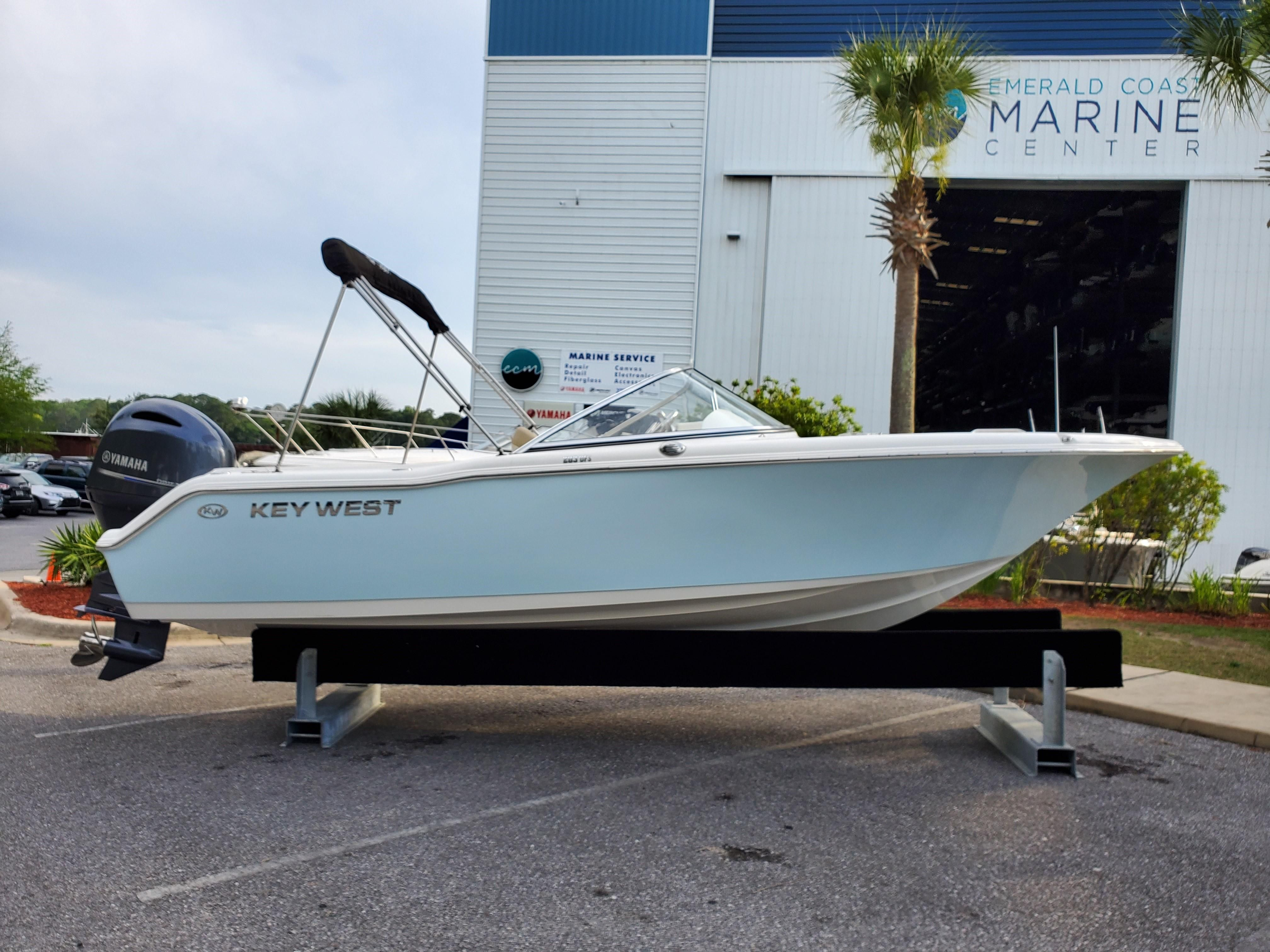 2019 Key West 203 DFS Power Boat For Sale - www yachtworld com