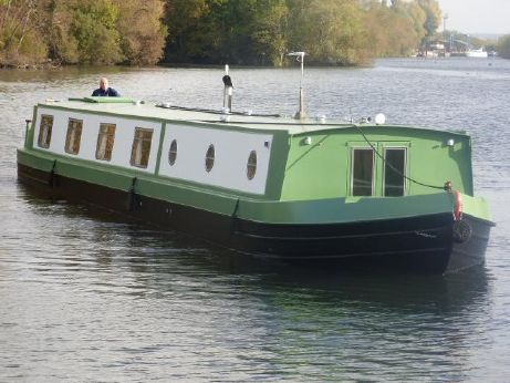 2010 Reeves 65' X 11'  Widebeam Narrowboat Fit out by Mark Kirton