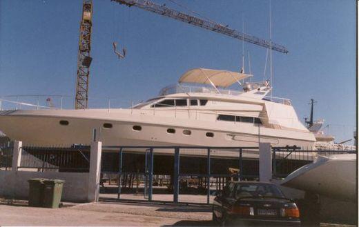 1993 Ferretti 185