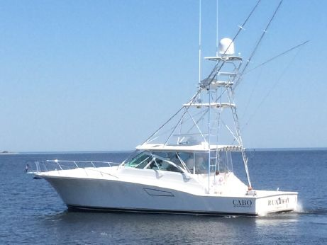 2008 Cabo 45 Express
