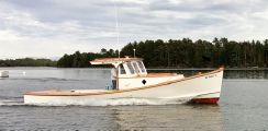 1968 Custom Beals  Island Lobster Boat