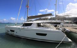 2017 Fountaine Pajot Helia 44 Evolution