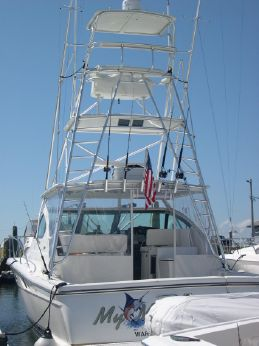 2002 Tiara 38 Open with Tower