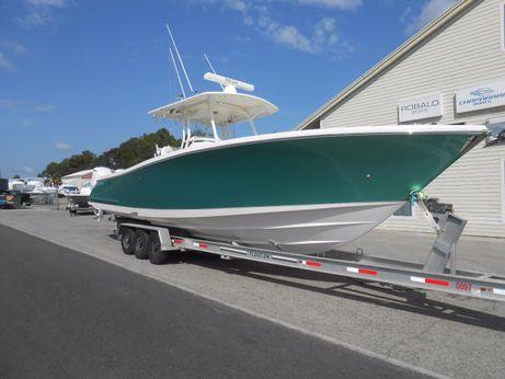 2012 Edgewater 388CC