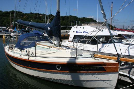 2002 Cornish Crabber 24