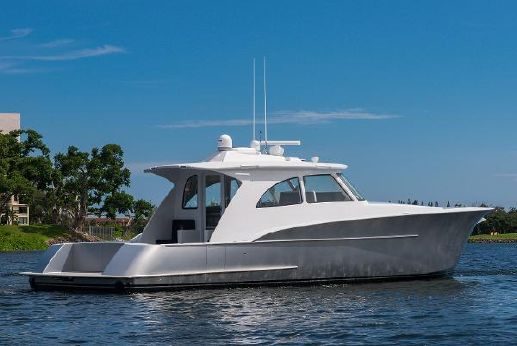 Custom Carolina 57' Walkaround