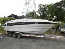 2006 Crownline 270 CR w/Trailer