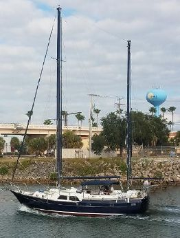 1990 Antigua CSY 44 CUTTER RIGGED KETCH