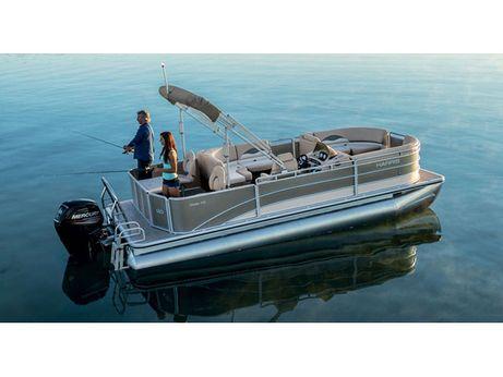 2017 Harris Flotebote Cruiser 220