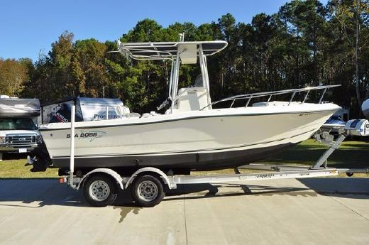 2006 Sea Boss 210 Center Console