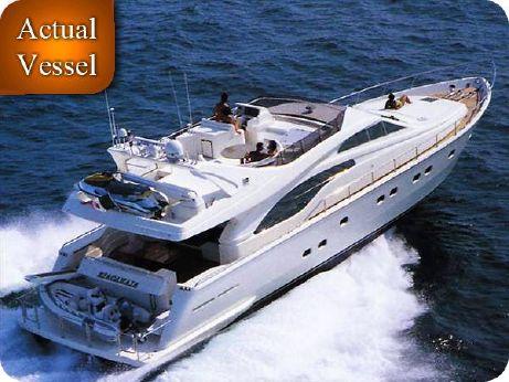2000 Ferretti 68