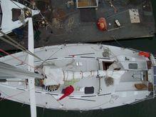 1981 Ganley 39 Steel Yacht