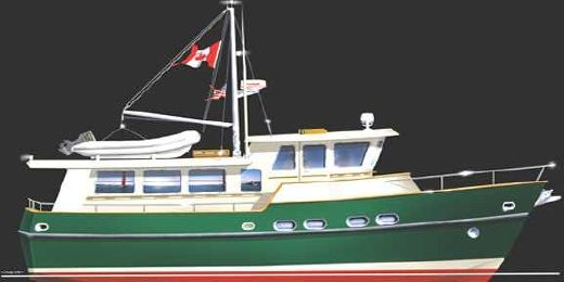 2015 Ghi Yacht ATLANTIC 43