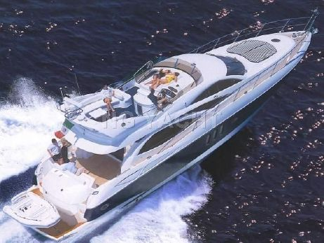 2003 Sunseeker Manhattan 64