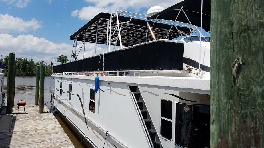 2006Starlite 70 Houseboat