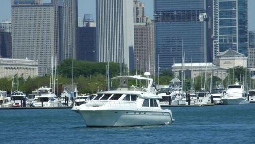 1999 Navigator 5800 Pilothouse Motoryacht