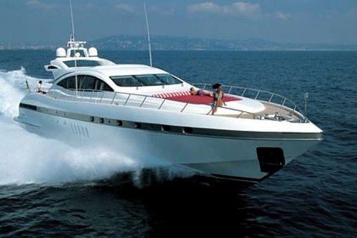 2003 Overmarine Mangusta 92