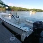 2016 Seaway 24 Sport Center Console