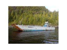 1982 Barge LCM-8 Landing Craft