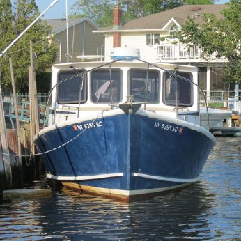 2001 B&D South Shore 33' Downeast Cruiser