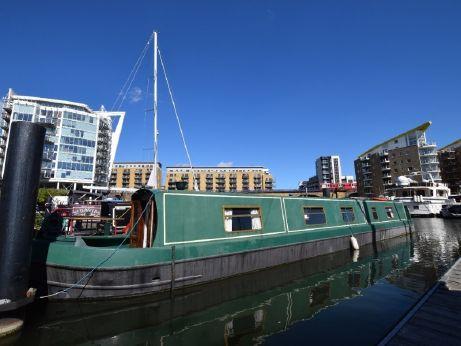 2004 Narrowboat 57ft with London mooring