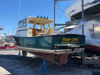 1992 Ellis Lobster Yacht