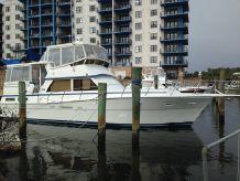 1987 Viking Yachts 44 Aft Cabin Motor Yacht