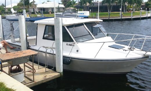 2004 Island Hopper 30' DIVE/FISH BOAT