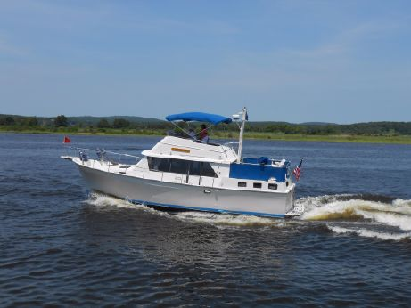 1984 Mainship 40 Double Cabin